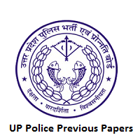 UP Police Previous Papers