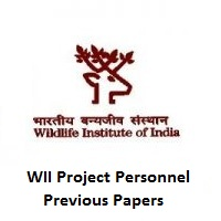 WII Project Personnel Previous Papers