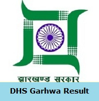 DHS Garhwa Result