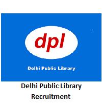 Delhi Public Library Recruitment
