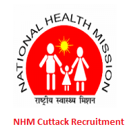 NHM Cuttack Recruitment