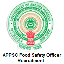 APPSC Food Safety Officer Recruitment
