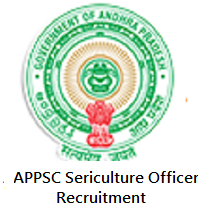 APPSC Sericulture Officer Recruitment