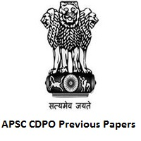 APSC CDPO Previous Papers