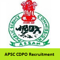 APSC CDPO Recruitment