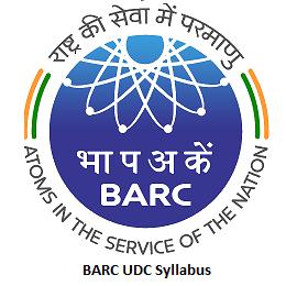 BARC UDC Syllabus