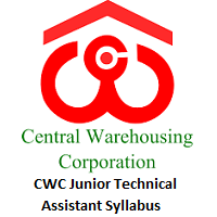 CWC Junior Technical Assistant Syllabus