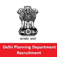 Delhi Planning Department Recruitment