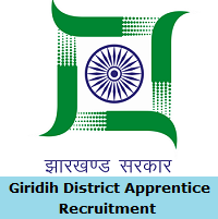 Giridih District Apprentice Recruitment