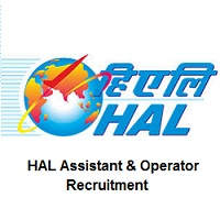 HAL Assistant & Operator Recruitment