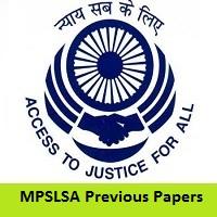 MPSLSA Previous Papers