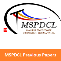 MSPDCL Previous Papers
