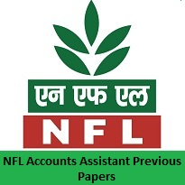NFL Accounts Assistant Previous Papers