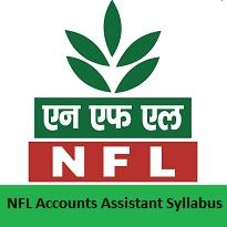NFL Accounts Assistant Syllabus