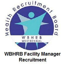 WBHRB Facility Manager Recruitment