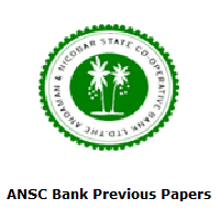 ANSC Bank Previous Papers