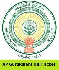 AP Gurukulam Hall Ticket