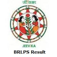 BRLPS Result