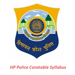 HP Police Constable Syllabus