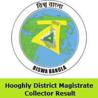 Hooghly District Magistrate Collector Result