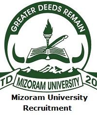 Mizoram University Recruitment