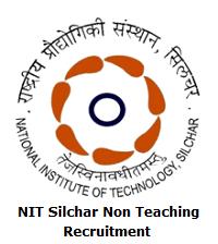 NIT Silchar Non Teaching Recruitment