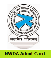 NWDA Admit Card