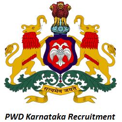 PWD Karnataka Recruitment