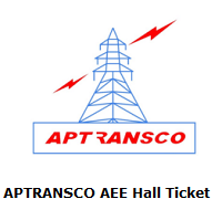 APTRANSCO AEE Hall Ticket