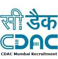 CDAC Mumbai Recruitment