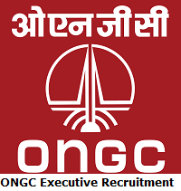 ONGC Executive Recruitment