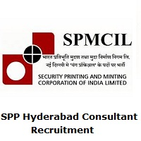 SPP Hyderabad Consultant Recruitment