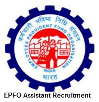 EPFO Assistant Recruitment