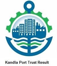 Kandla Port Trust Result