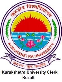Kurukshetra University Clerk Result