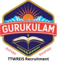TTWREIS Recruitment