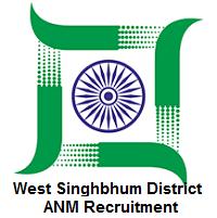 West Singhbhum District ANM Recruitment